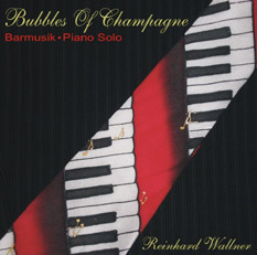Bubbles Of Champagne: Bubbles Of Champagne / Clair / How Insensitive / Triste / Le petite Bonbonniere [In der kleinen Bonbonniere] / All The Way / My Broadway Bar / Samba de Orfeu / Red Silk Bar Imperial / Mit Tränen in den Augen ist man blind / Komm, alter Pianospieler / Barlied [Die kleine American Bar] / Woman In Love / The Man I Love / Once In A While / It Is Easy / In der kleinen Bar / Stromy Weather / Endless Love / Careless Whisper